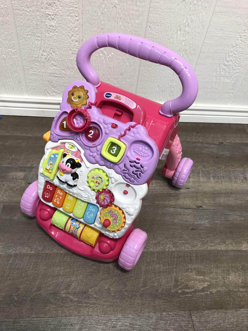 used VTech Sit To Stand Activity Walker