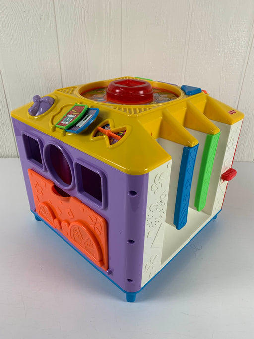 used Fisher Price Incrediblock