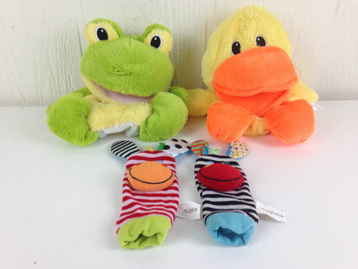 secondhand BUNDLE Hand Puppets
