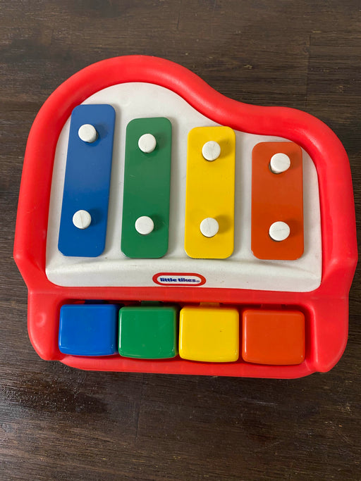 used Little Tikes Jungle Jamboree 2-in-1 Piano/Xylophone