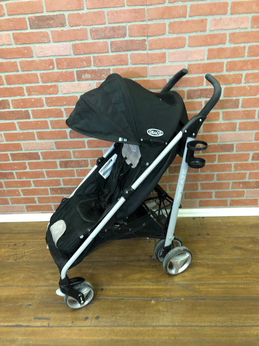 Graco Breaze Click Connect Stroller, 2017