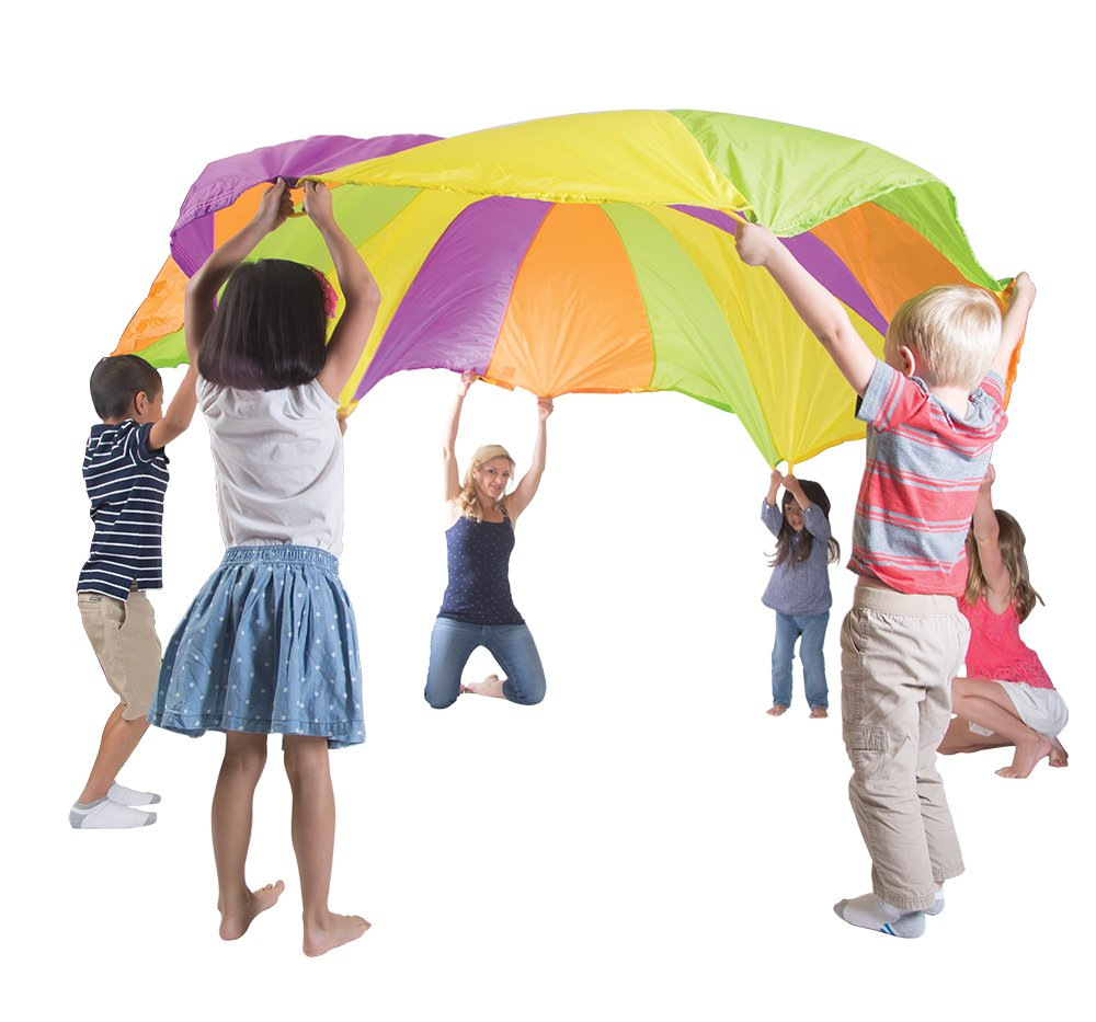 Pacific Play Tents 10 Foot Kids Play Parachute With Handles  sc 1 st  Good Buy Gear & Pacific Play Tents 10 Foot Kids Play Parachute With Handles - Good ...
