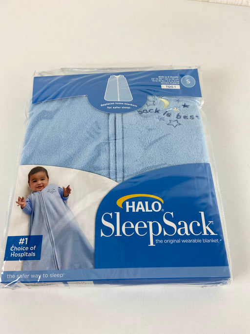 used Halo Micro-Fleece SleepSack, S