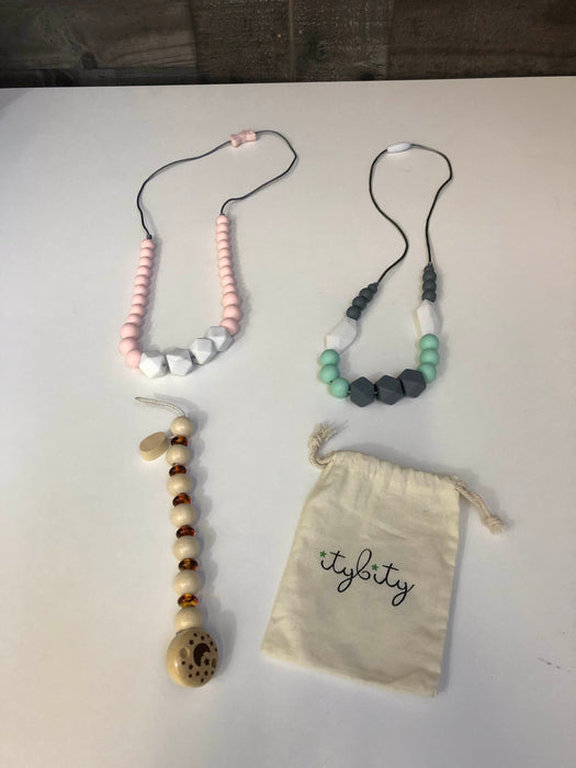ItyBity Teething Necklaces