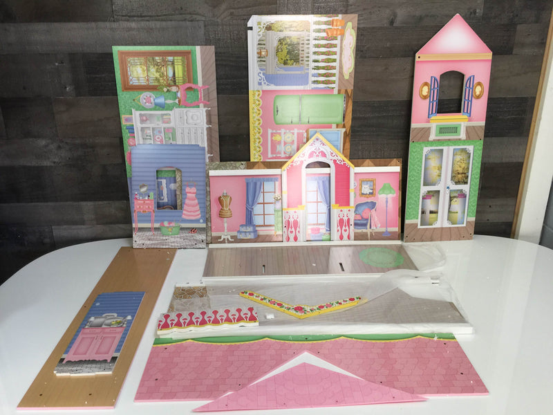 KidKraft Sweet Savannah Dollhouse