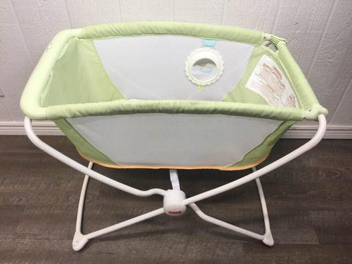 used Fisher Price Rock N' Play Portable Bassinet