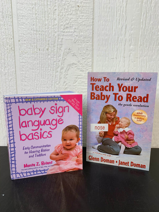 used BUNDLE Parenting Books
