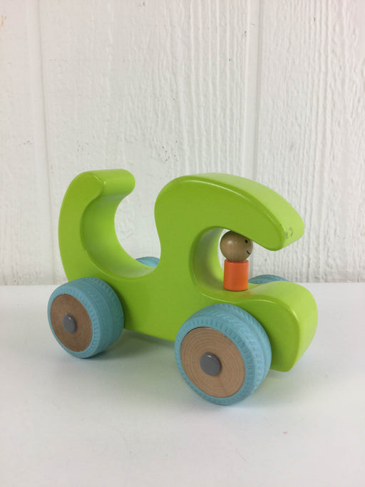 used Manhattan Toy Wood Car