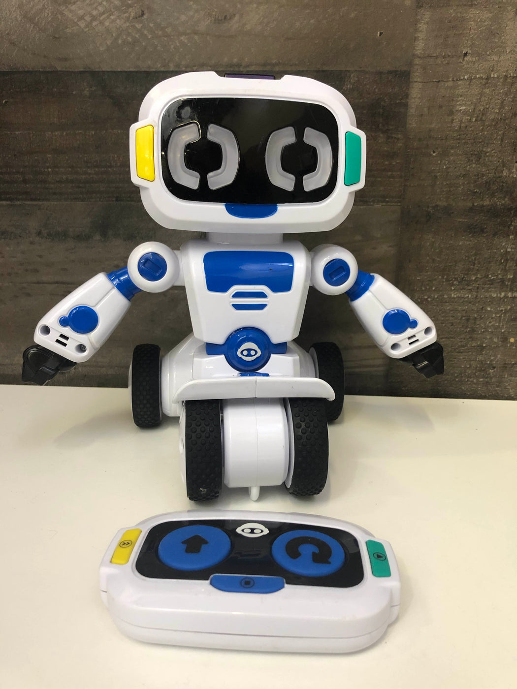 used WowWee My First Robot Tipster