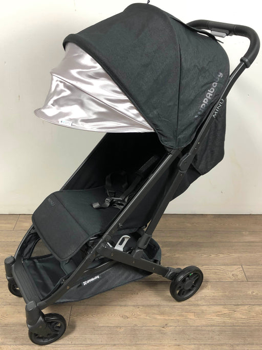 used UPPAbaby MINU Stroller, 2018, JAKE (black)