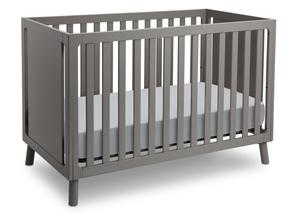 Delta Children Manhattan 3-in-1 Crib with Mattress
