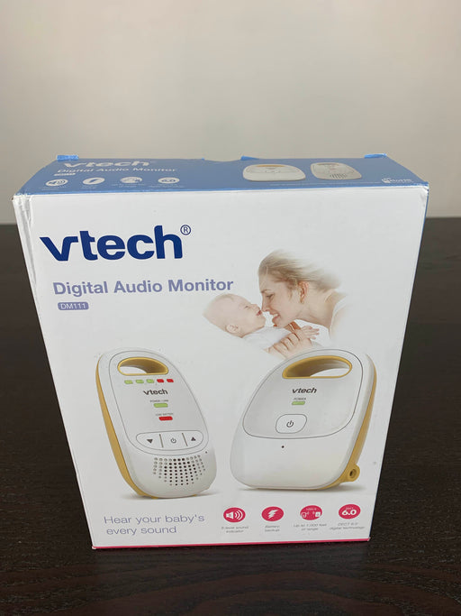 used VTech Safe & Sound Digital Audio Monitor