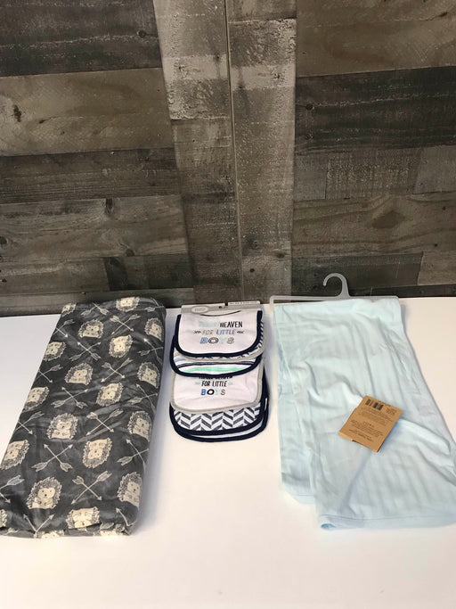 Bundle Burp Cloths and Blankets
