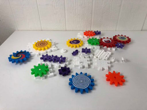 used Quercetti Kaleido Gears