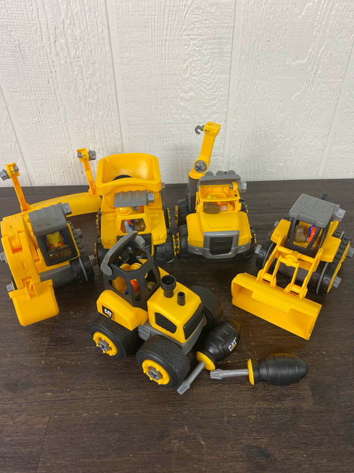 used Toy State CAT Vehicles