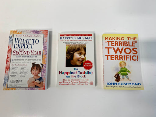 secondhand BUNDLE Parenting Books
