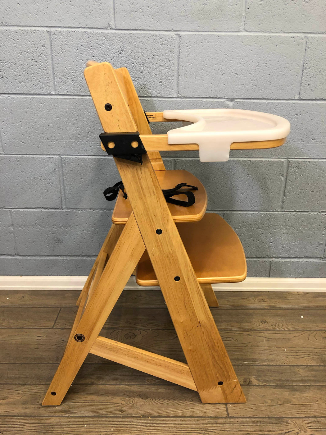Keekaroo Height Right High Chair With Tray