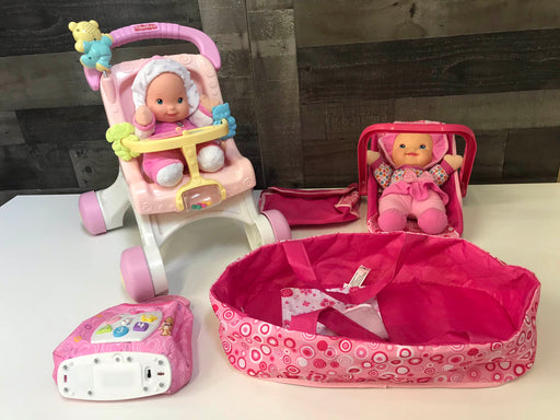 BUNDLE Baby Dolls And Accessories