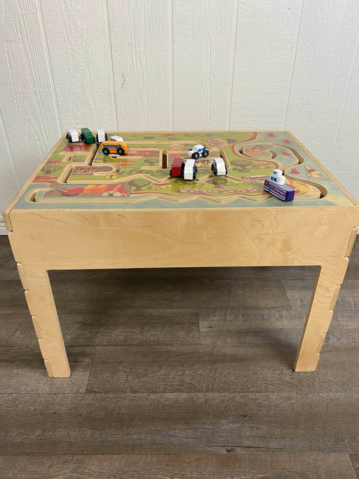 used Anatex City Transportation Table
