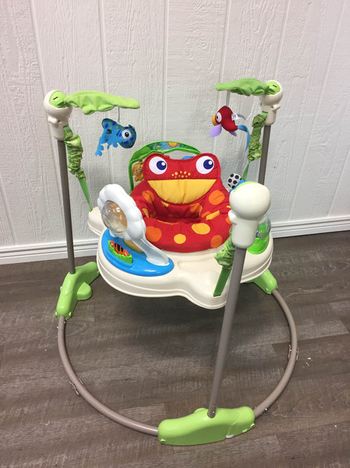 used Fisher Price Jumperoo Activity Center