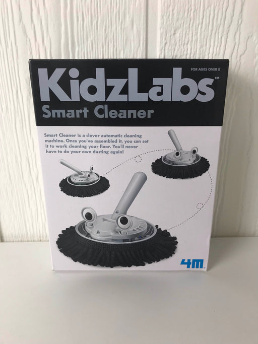 used KidzLabs Smart Cleaner Mechanics Kit