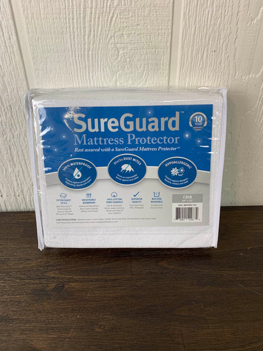 used SureGuard Mattress Protector
