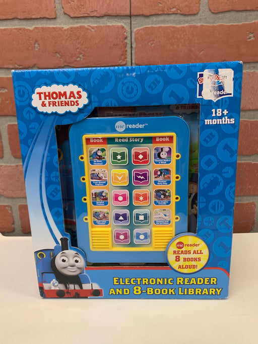 used Thomas & Friends Me Reader Electronic Reader and 8-Book Library