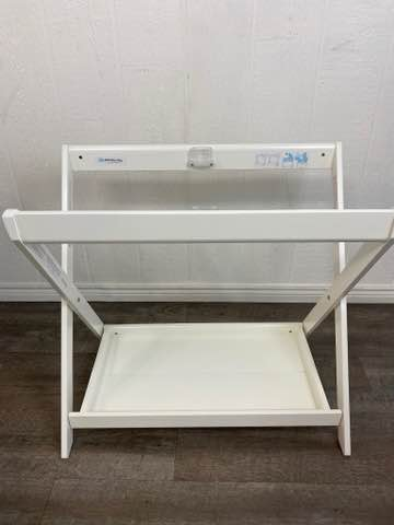 used UPPAbaby Bassinet Stand, For 2015 And Newer Bassinets, White