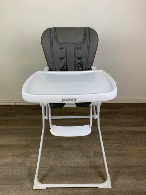 used Joovy Nook High Chair, Charcoal