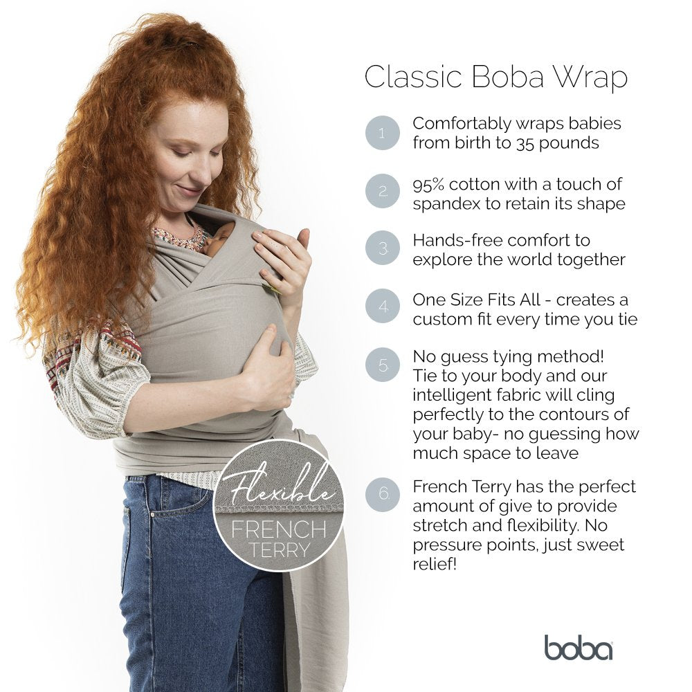 Boba Baby Wrap Carrier