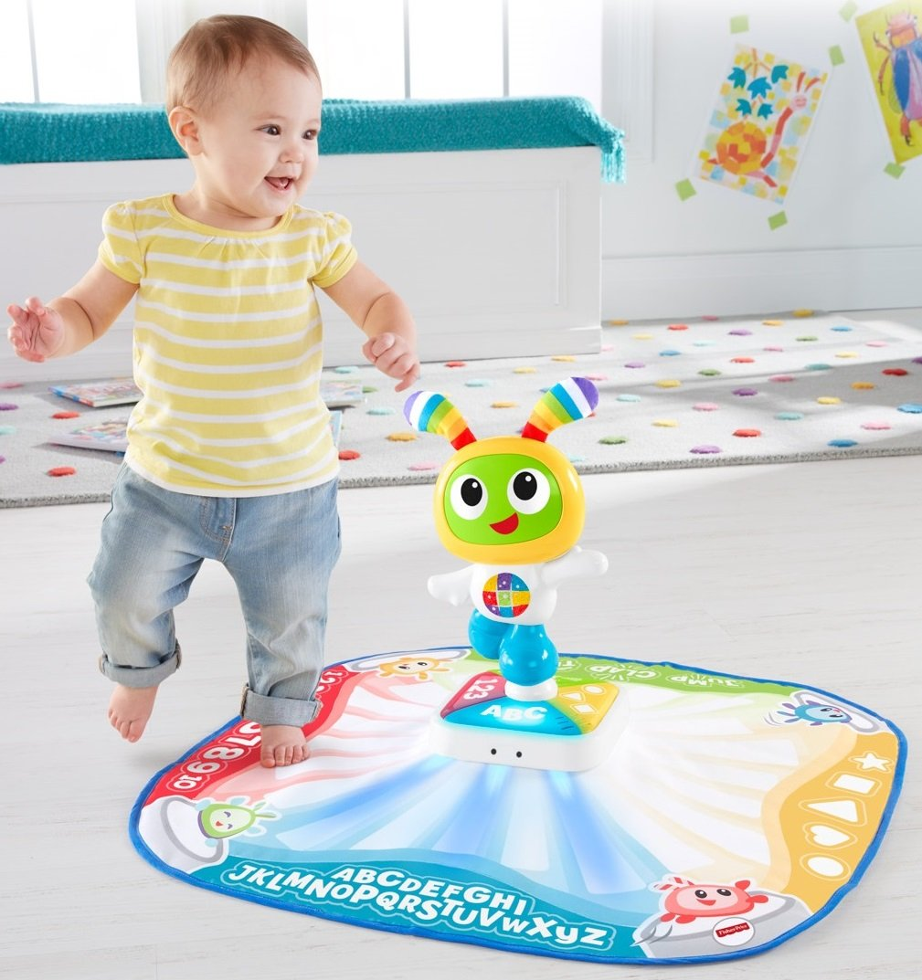 Fisher Price Bright Beats Learnin Lights Dance Mat