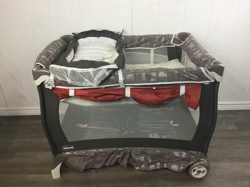 secondhand Chicco Lullaby LX Playard