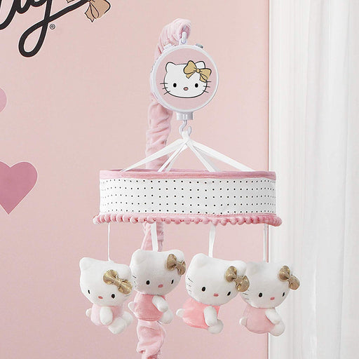 Lambs & Ivy Hello Kitty Musical Mobile