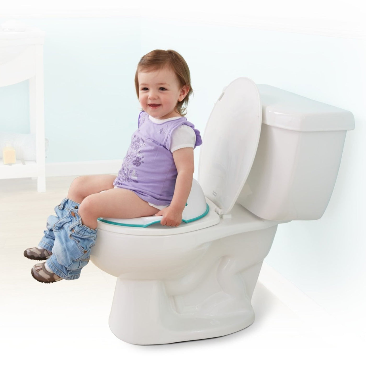 NEW Fisher-Price Perfect Fit Potty Ring