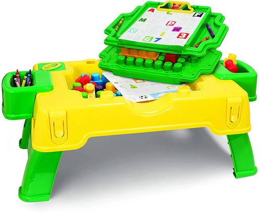 Crayola Kids 2-in-1 Activity Table