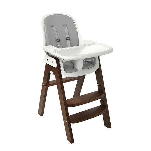 Oxo Sprout High Chair - Gray/Walnut