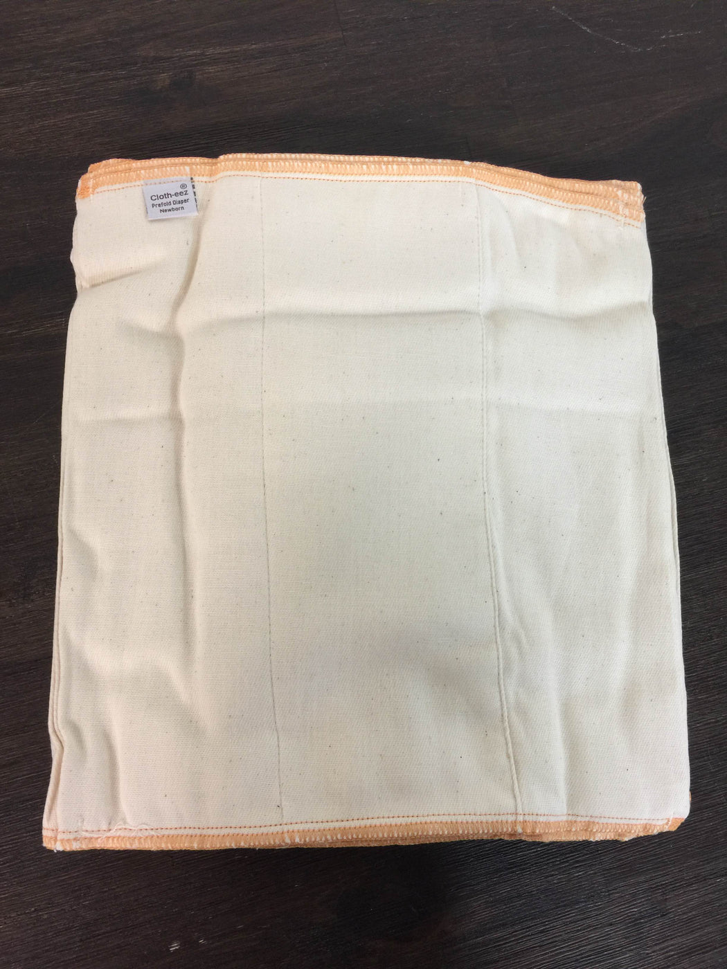 secondhand Cloth-eez Prefold Diapers