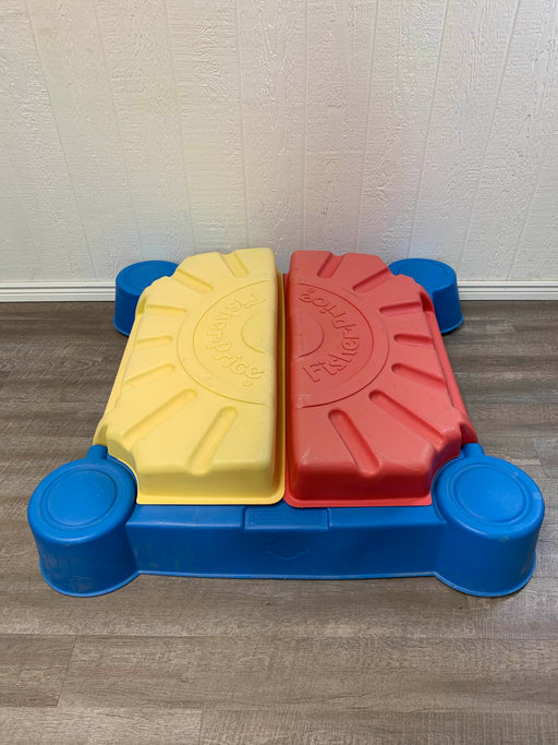 used Fisher Price Sand Box