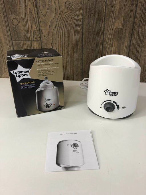 used Tommee Tippee Closer to Nature Electric Infant Food And Baby Bottle Warmer
