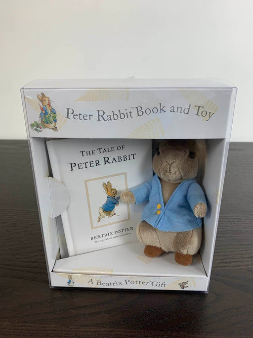 used F. Warne & Co. Peter Rabbit Book And Toy
