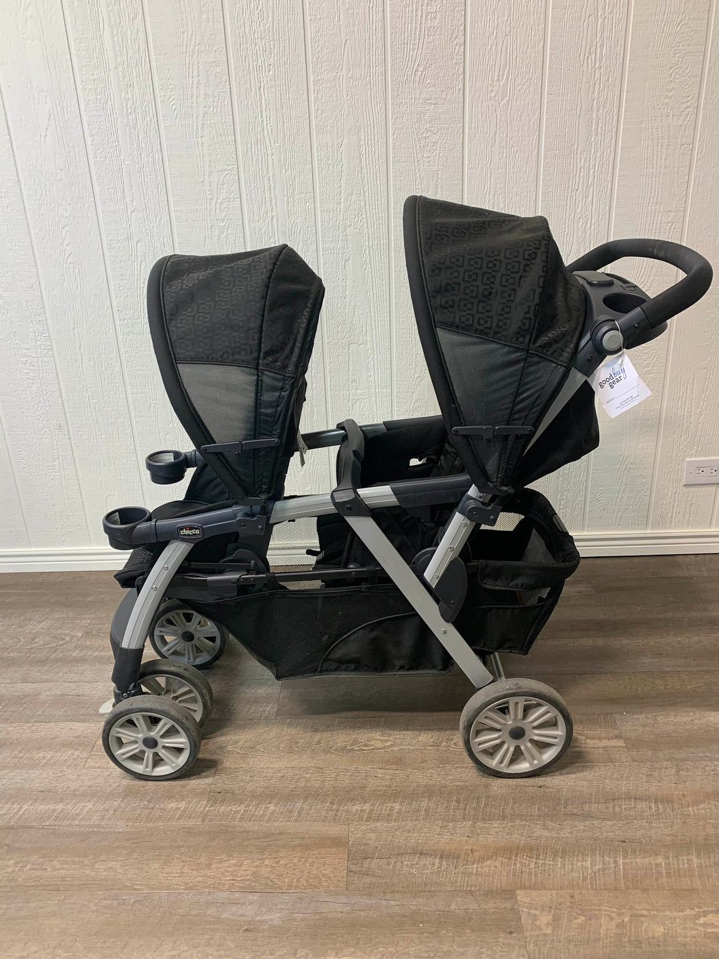 secondhand Chicco Cortina Together Stroller