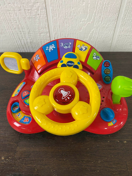 used VTech Turn & Learn Driver
