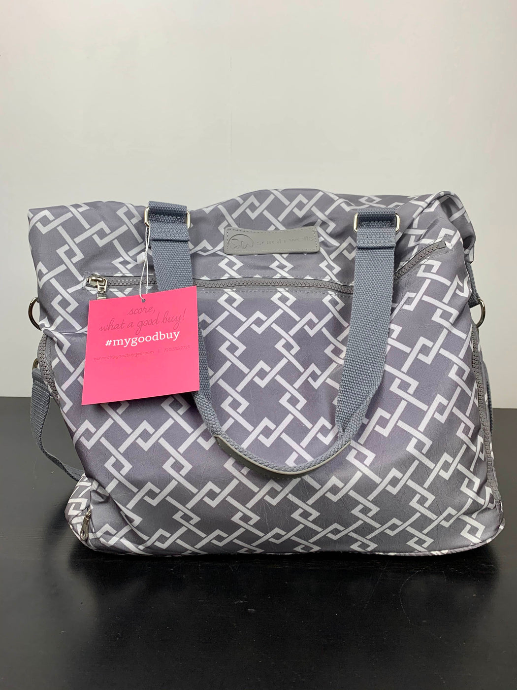 used Sarah Wells Lizzy Breast Pump Bag