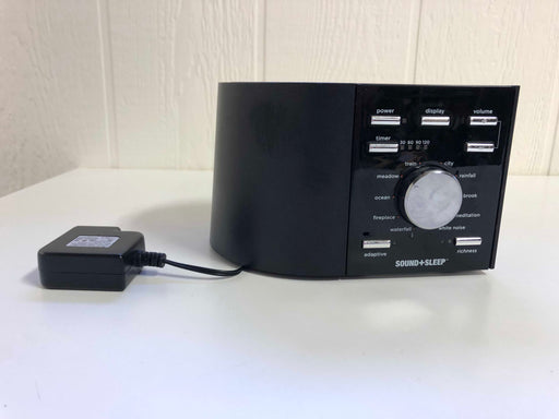 used Sound And Sleep Sound Machine