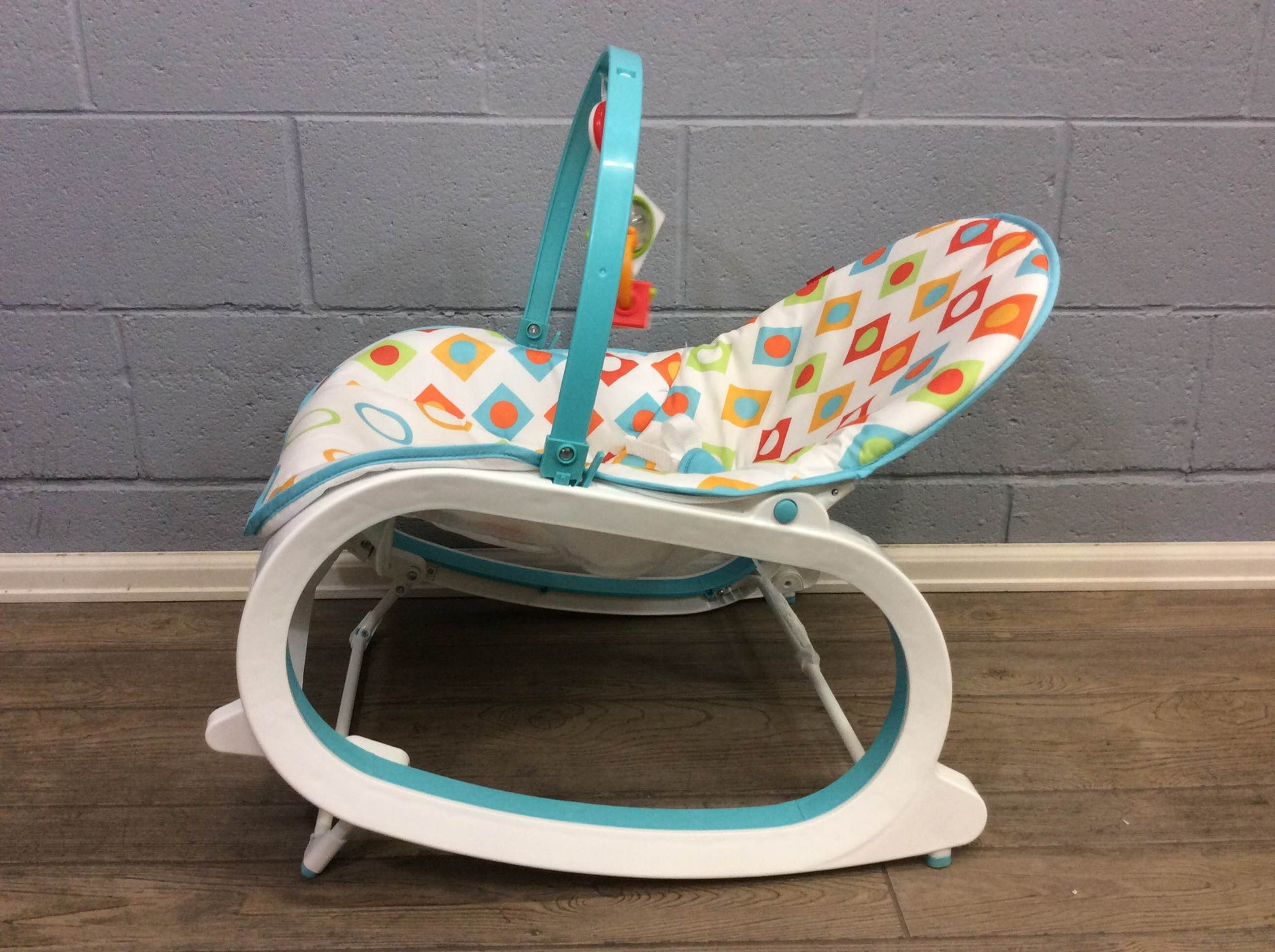Enjoyable Fisher Price Infant To Toddler Rocker Machost Co Dining Chair Design Ideas Machostcouk