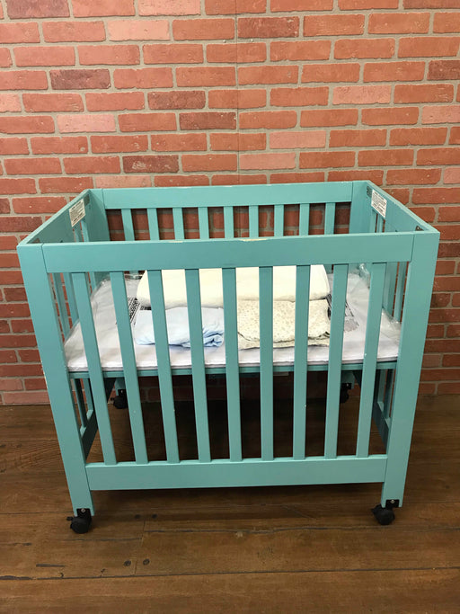 Million Dollar Baby Origami Mini Crib, 2016