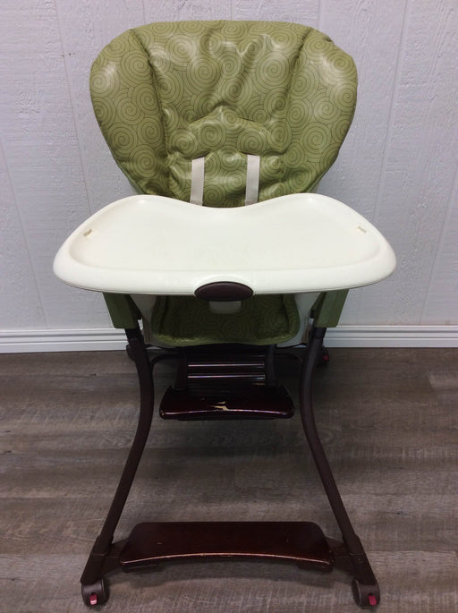 used Fisher Price Zen Collection High Chair