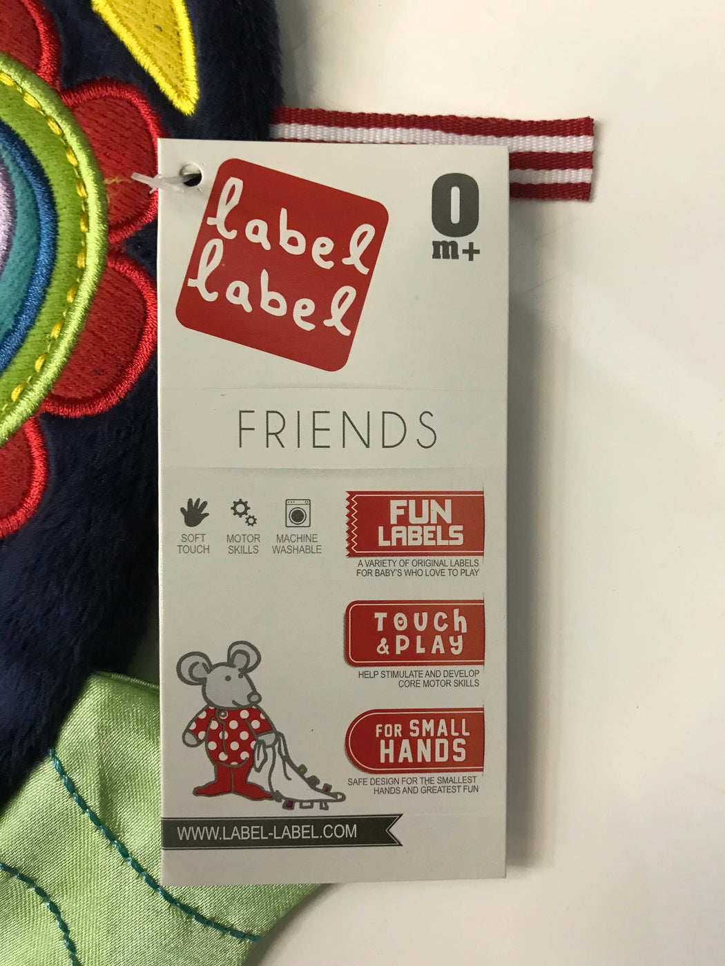 Label Label Friends (Your Choice Of 1 Friend)