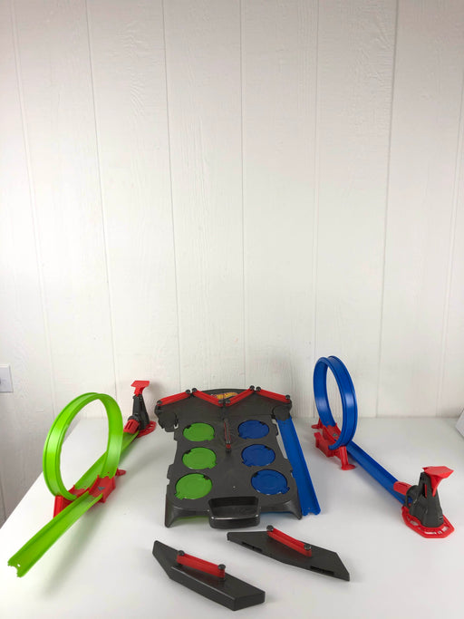 used BUNDLE Hot Wheels Track