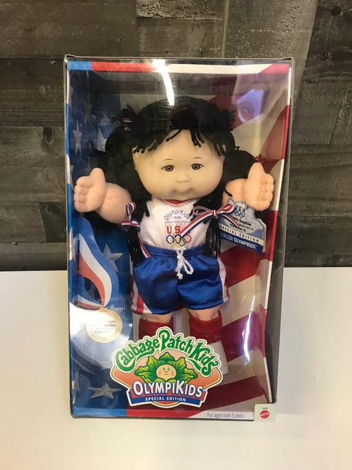 Mattel Cabbage Patch Kids, OlympiKids Special Edition 1996